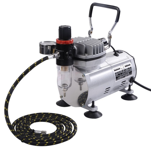 Tangkula 3 Multi-purpose Professional Airbrush Kit Compressor review